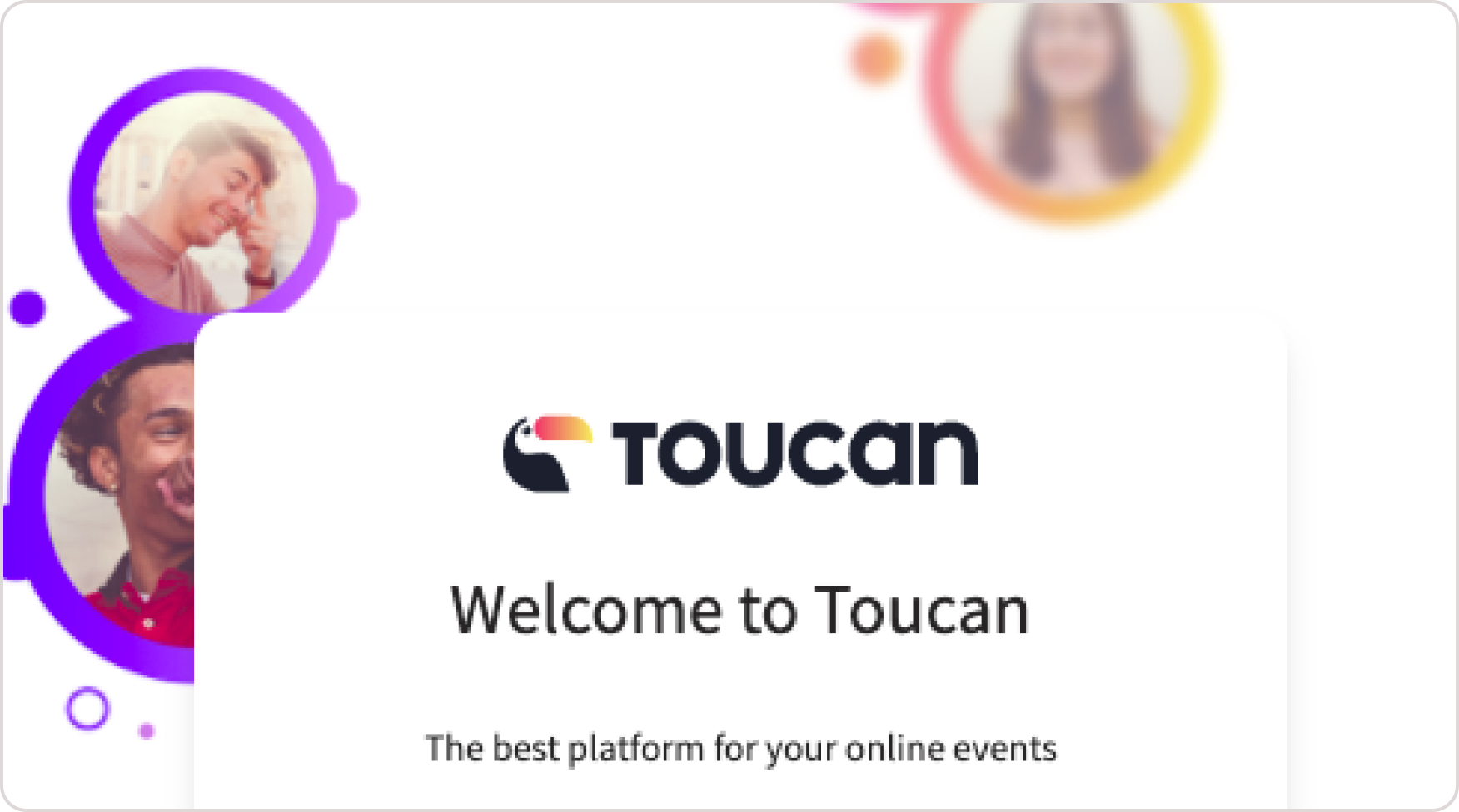 picture of Toucan Event
